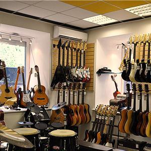 Музыкальные магазины Шебекино