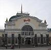 Железнодорожные вокзалы в Шебекино