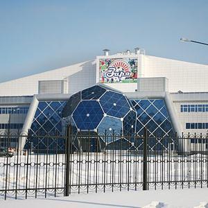 Спортивные комплексы Шебекино